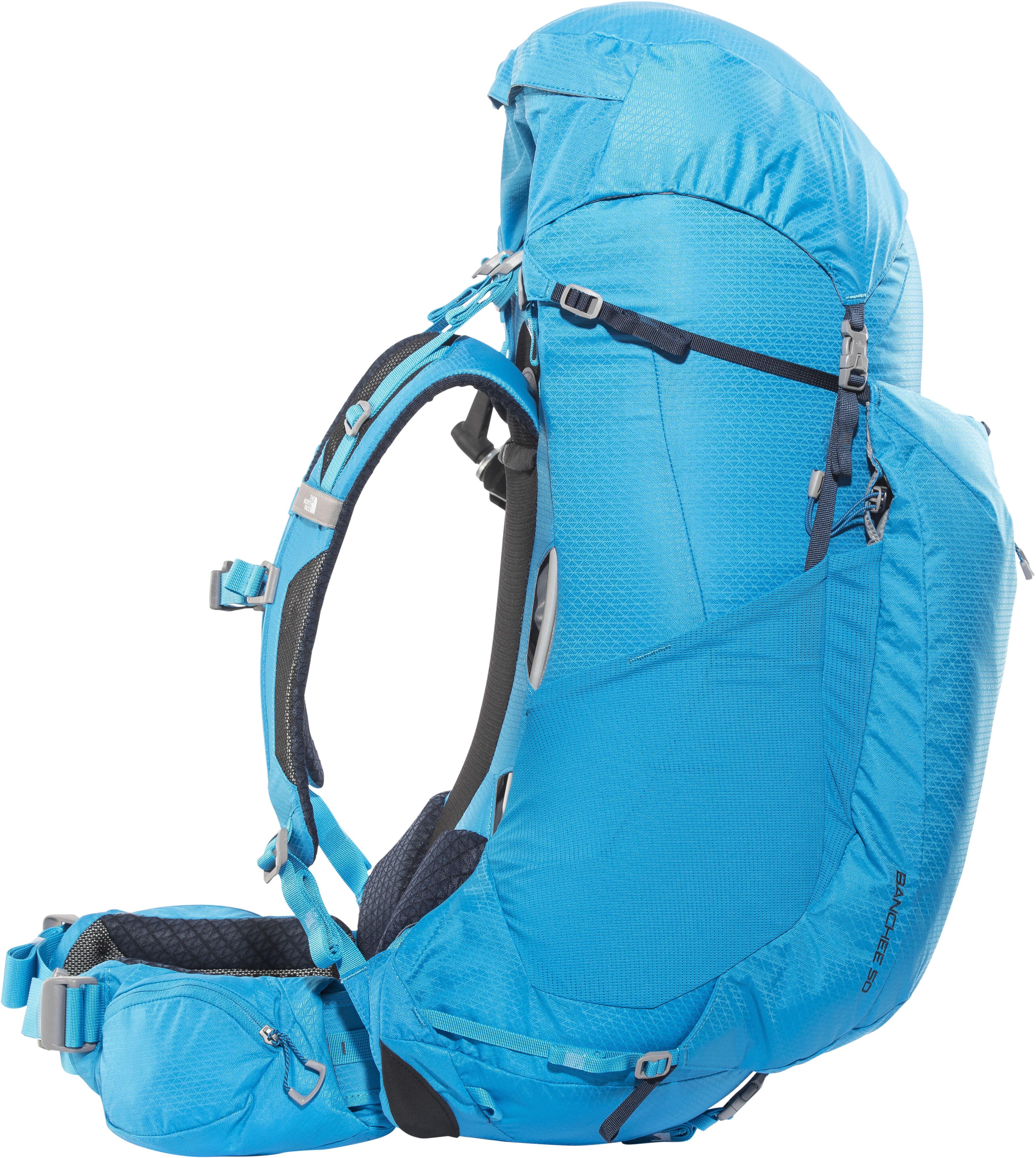 e433deebb1 The North Face Banchee 50 Zaino blu su Addnature